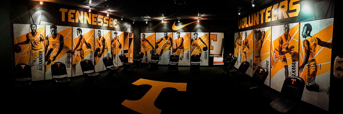 Florida Gators Football Locker Room Tour