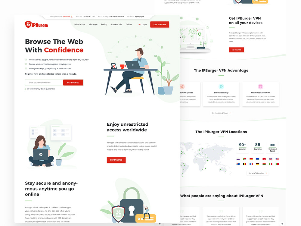 minimalist design Modern Design modern website Professional website simple design ui design UX design Web Design  web page Website