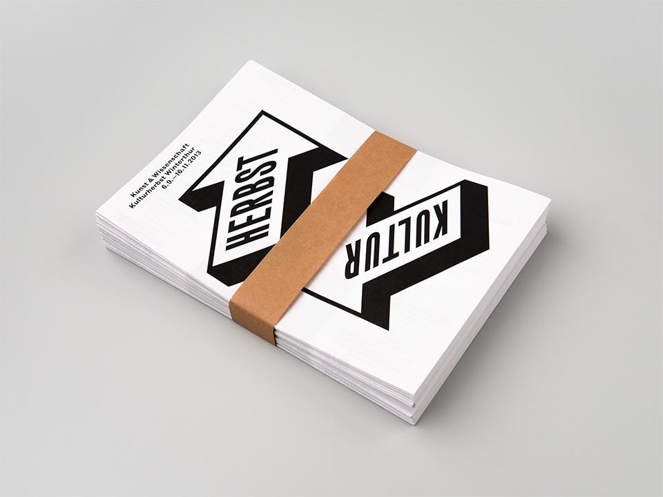 poster flyer logo typography   b&w graphic design  Layout branding  museum Programmflyer