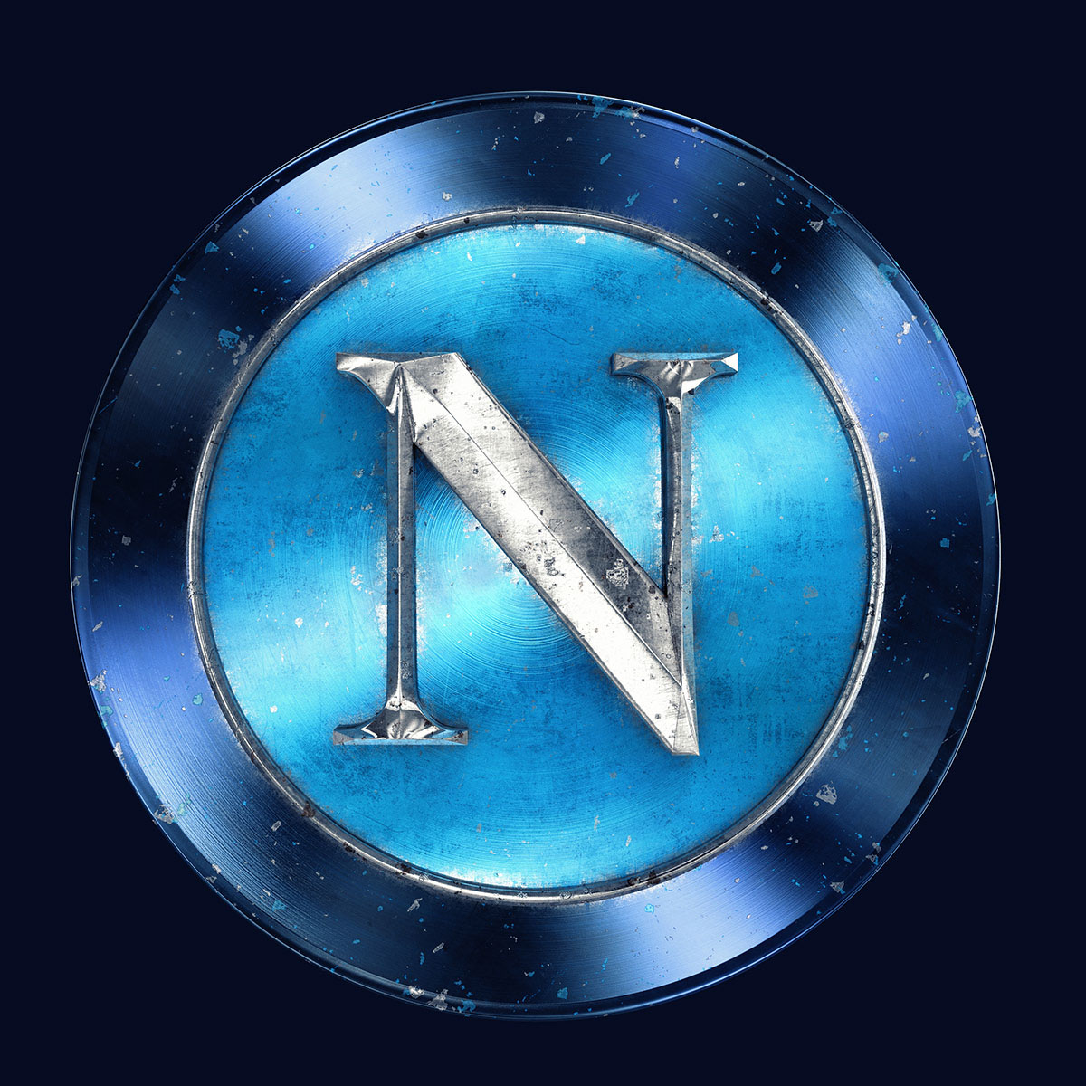 Talisman & Co.   Napoli Badge   Andrei Lacatusu
