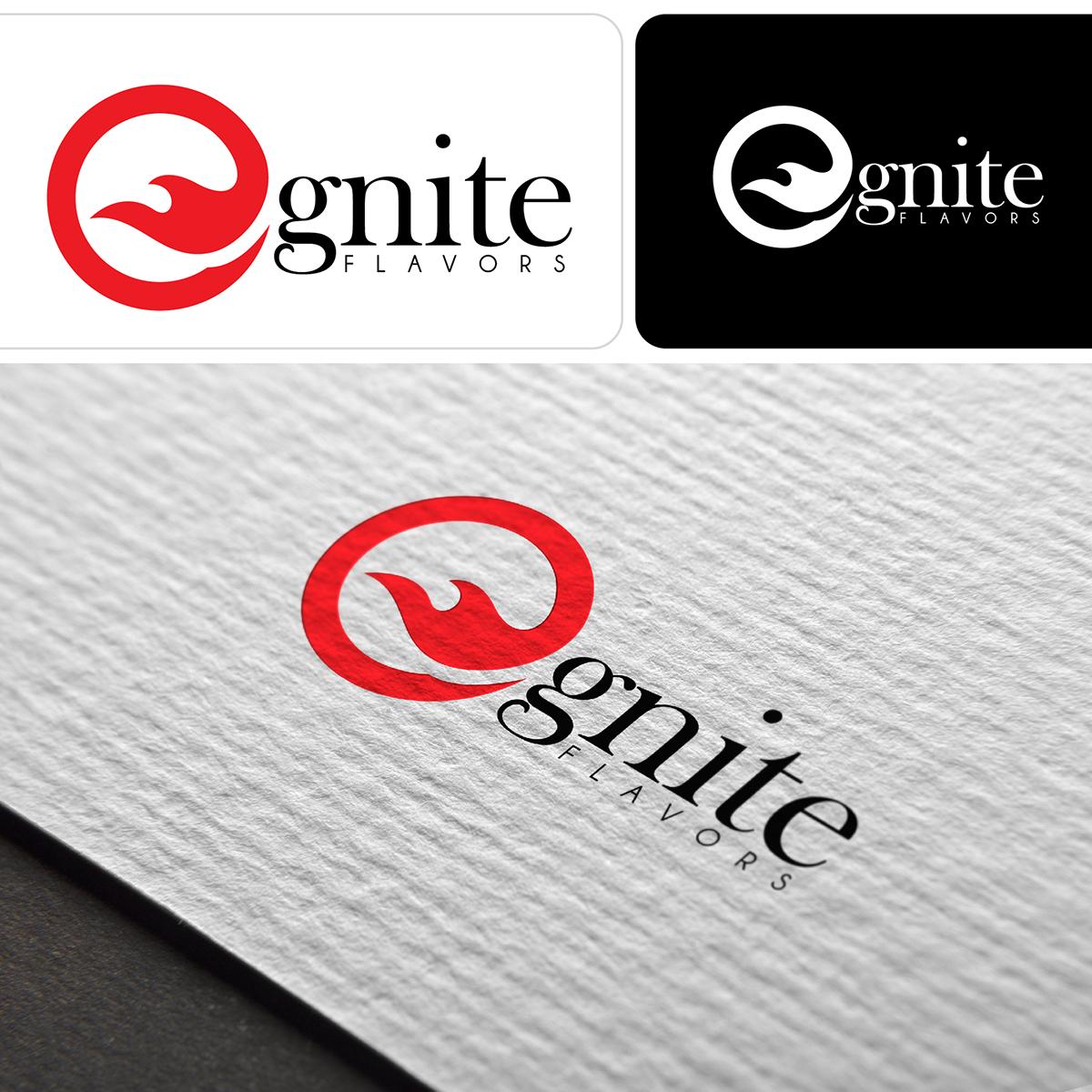 E-Cigarette, Online logo branding on Behance
