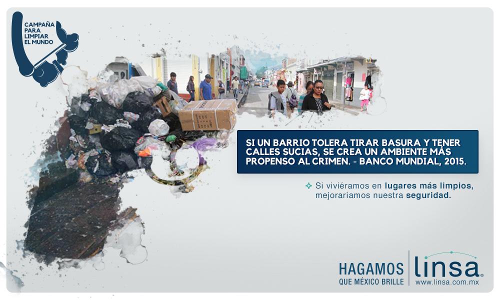 Btl ads cleaning advertising accion social publicidad social