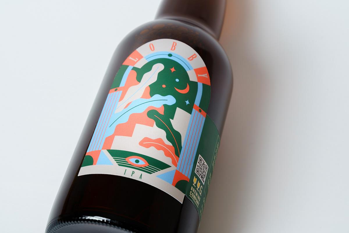 artwork bar beer brand identity brewery cafe Fashion  packaging design tshirt vector
