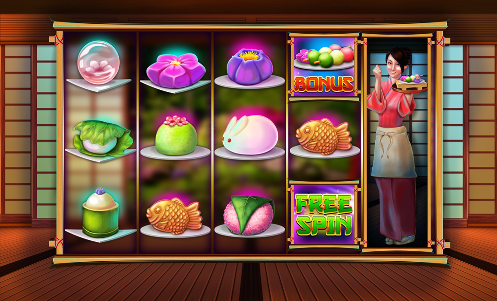slot casino Games Vegas coins megawin Online Games Game Art birds japanese sweets