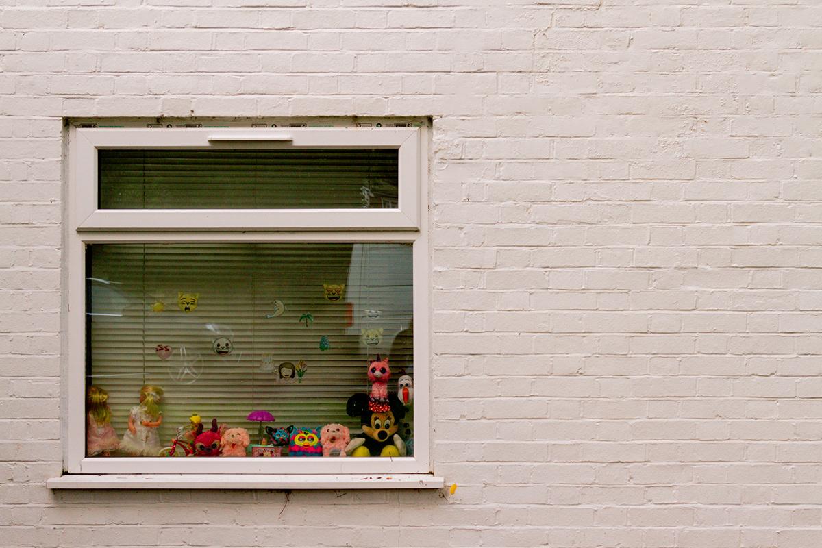 Image may contain: outdoor, window and door