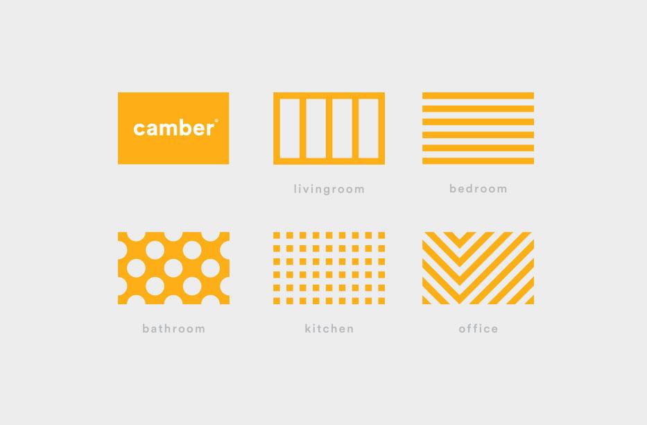 visual identity Graphic chart naming brand identity logo design brand font Brand name furniture rebranding brochure brussels belgium branding