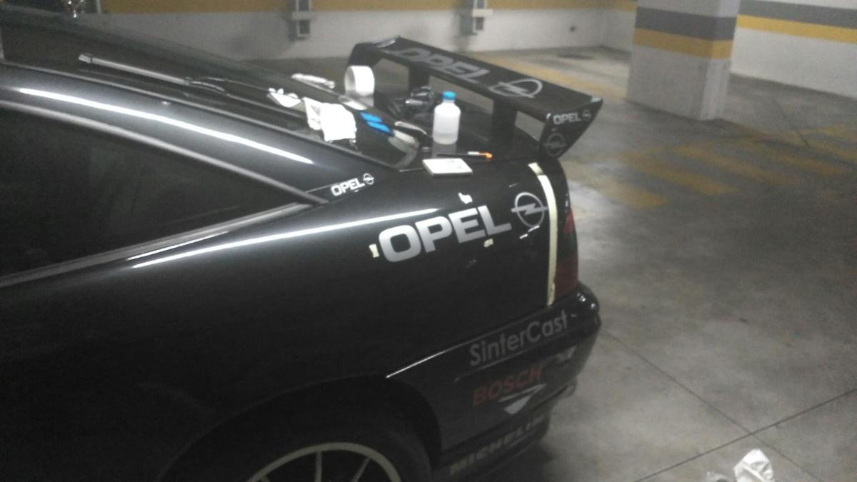 Opel Calibra Cliff On Behance