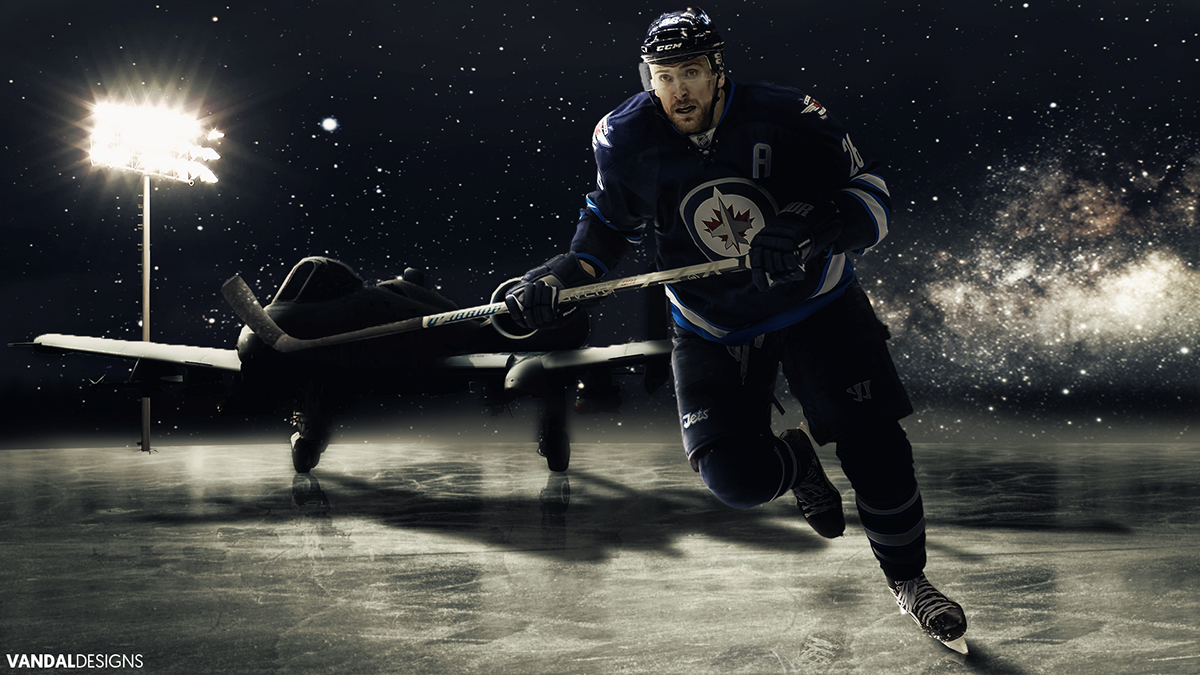 Hockey Wallpapers On Behance
