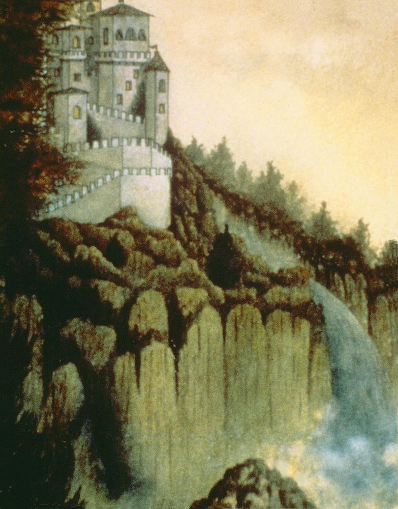 acrylic watercolor gouache landscapes seascapes