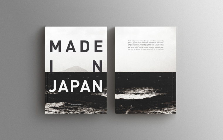 japan itoshima fukuoka analog Mono mountain birds SKY book editorial book cover