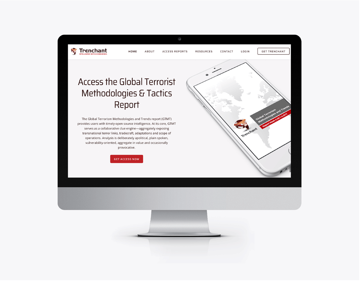 Website Design on WordPress for Veteran-Owned Business