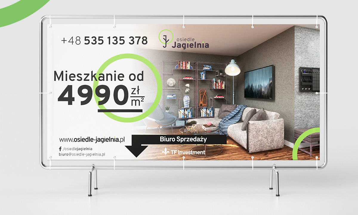 branding  websit apartment house estate catalog outdoor banner apartment configurator icons iconography