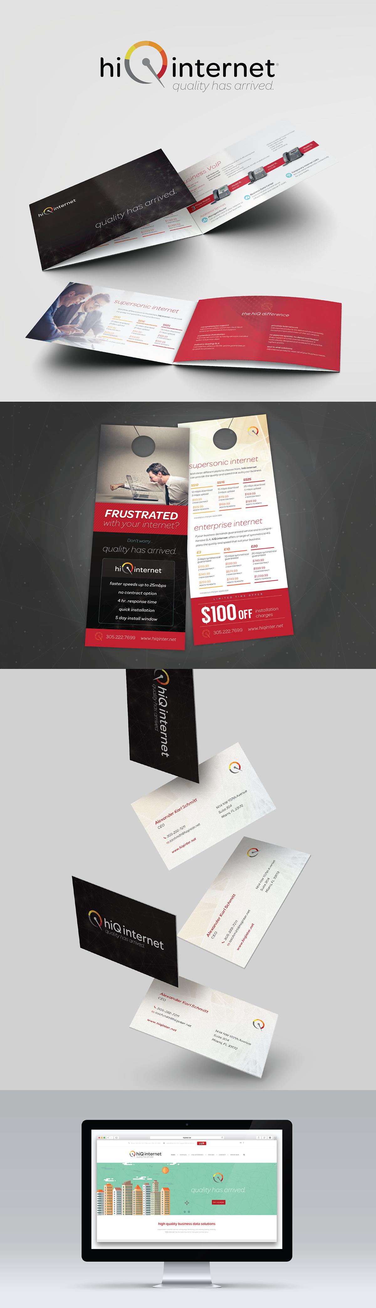 hiq internet Internet miami Quality brochure wordpress logo Icon speed florida SUPERSONIC MBPS Data