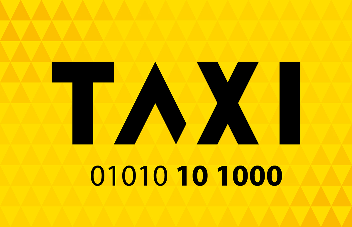 Taxi Business Card On Behance