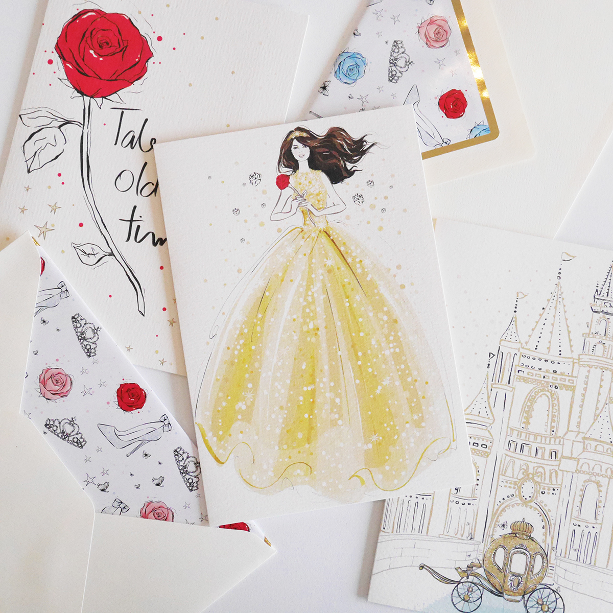 Megan hess for hallmark and the walt disney company the jacky this new series joins the extensive range of cards megan hess released earlier in the year with hallmark that cover almost every occasion m4hsunfo