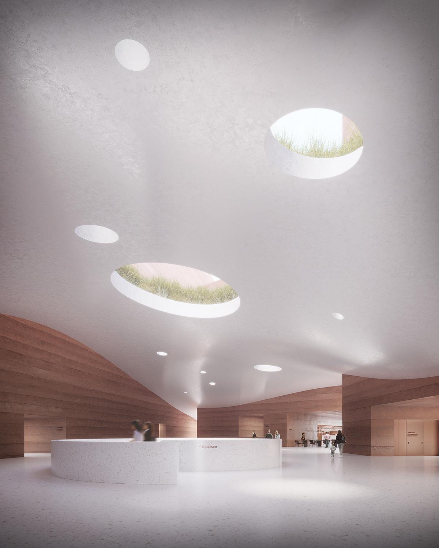 3D 3ds max architecture archviz CGI corona Interior interior design  Render visualization