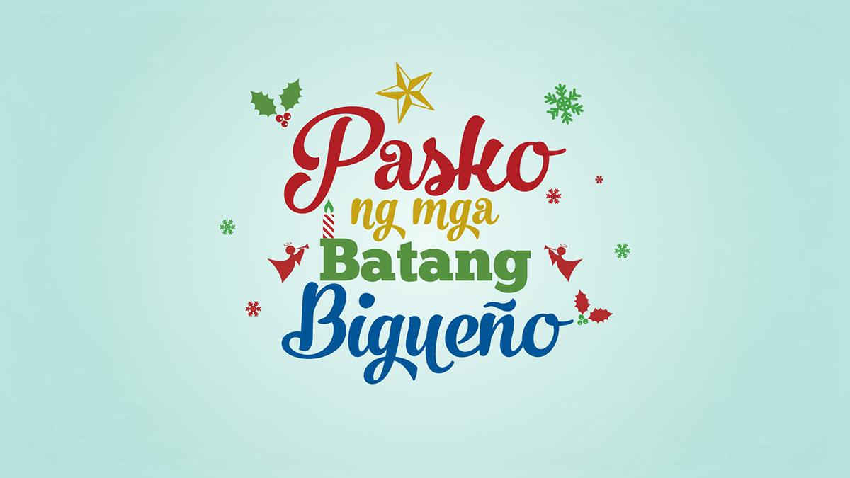 Chirstmas Vigan City  philippines pasko bigueño Ilocano Holiday Season