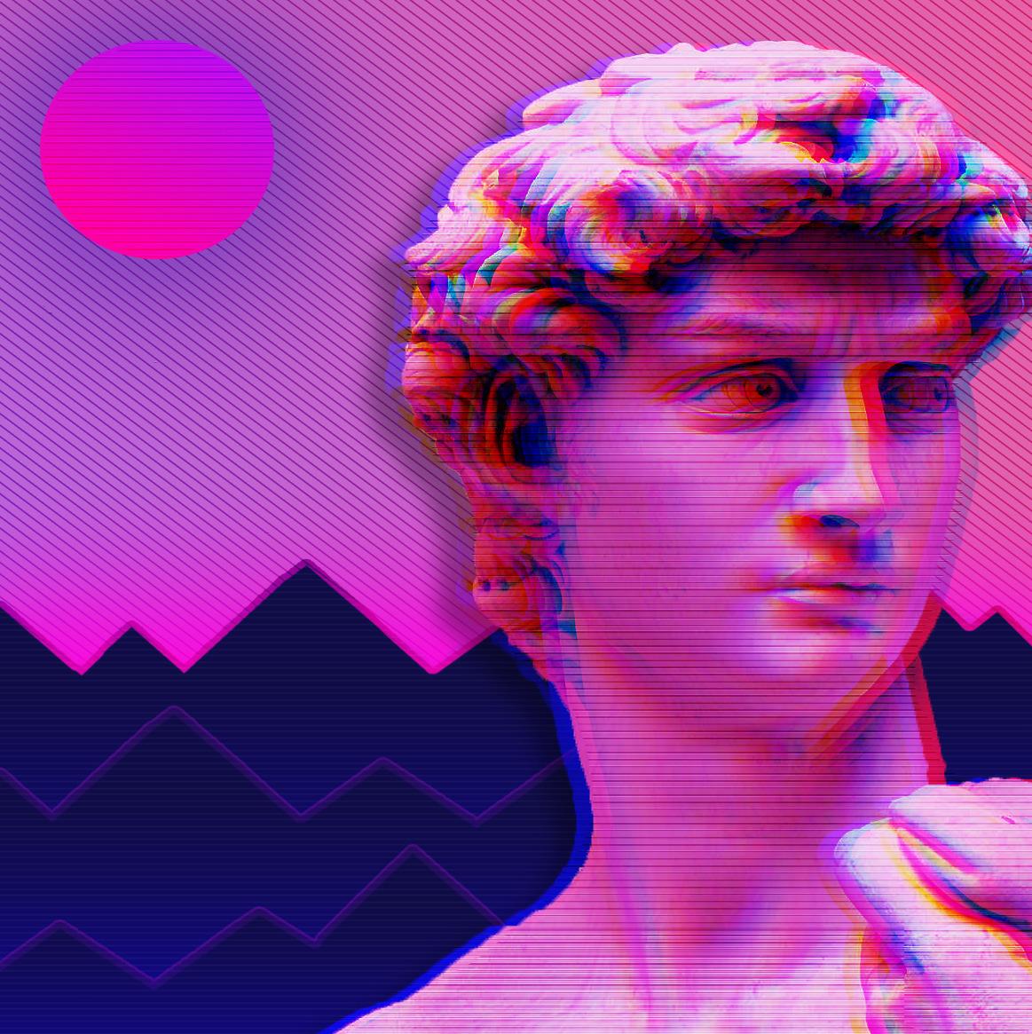 Vaporwave on Behance