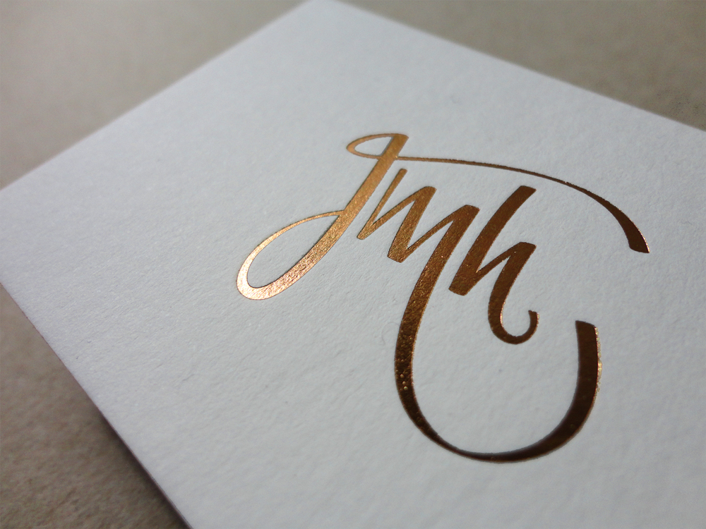 Cartes De Visite JMH On Behance