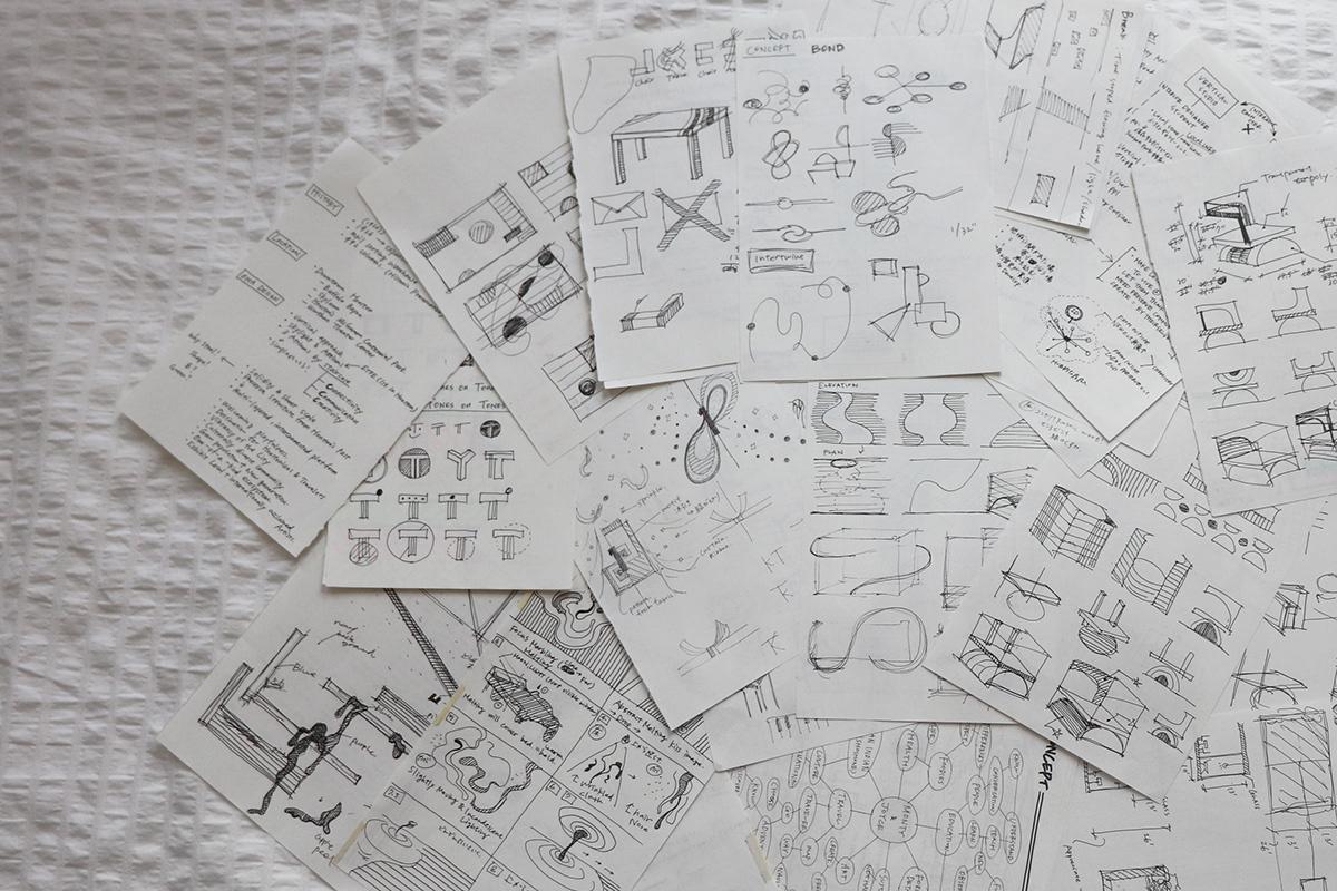 Image may contain: handwriting, drawing and map
