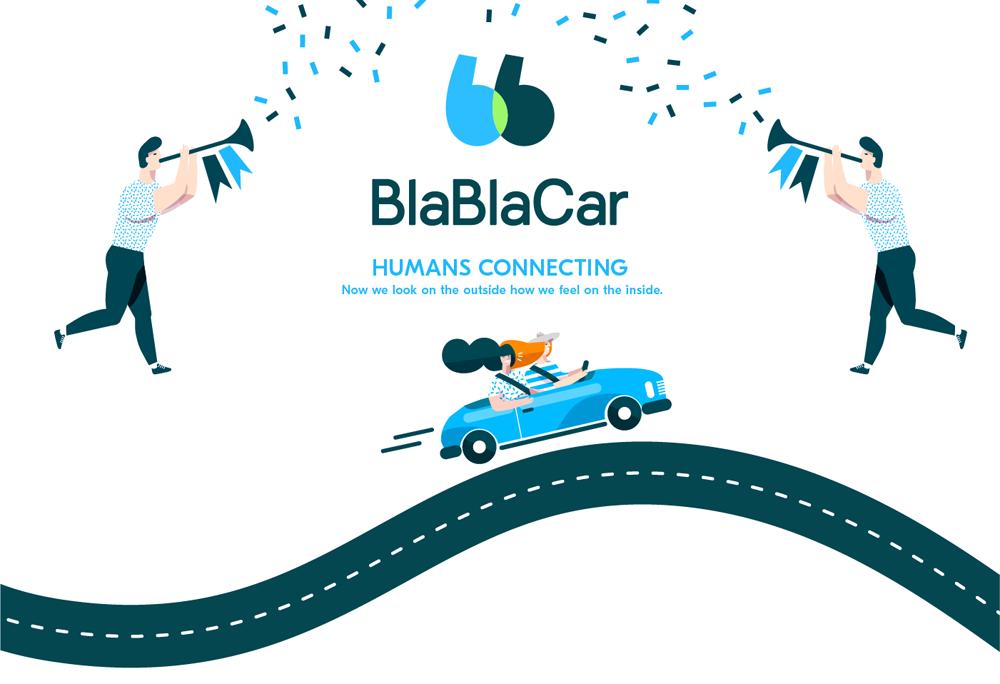 animation for blablacar on behance. Black Bedroom Furniture Sets. Home Design Ideas