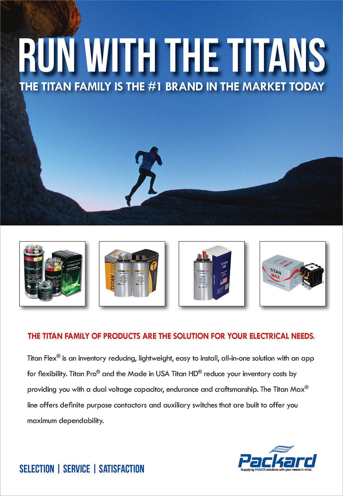 Packard Advertising, Branding, Packaging on Behance
