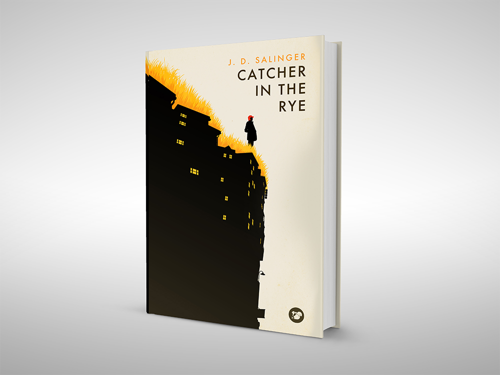 Book Cover Project Ideas ~ Great book cover project on behance