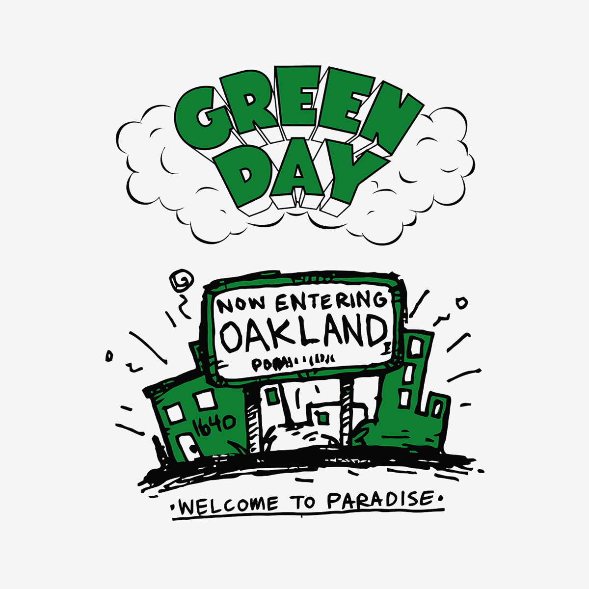 green day dookie anniversary bundle on behance