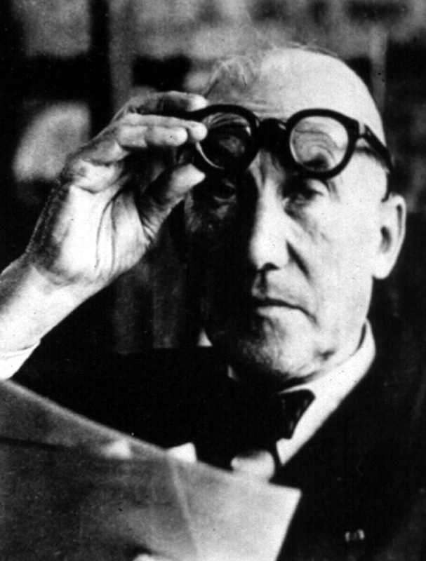 Le Corbusier On Behance
