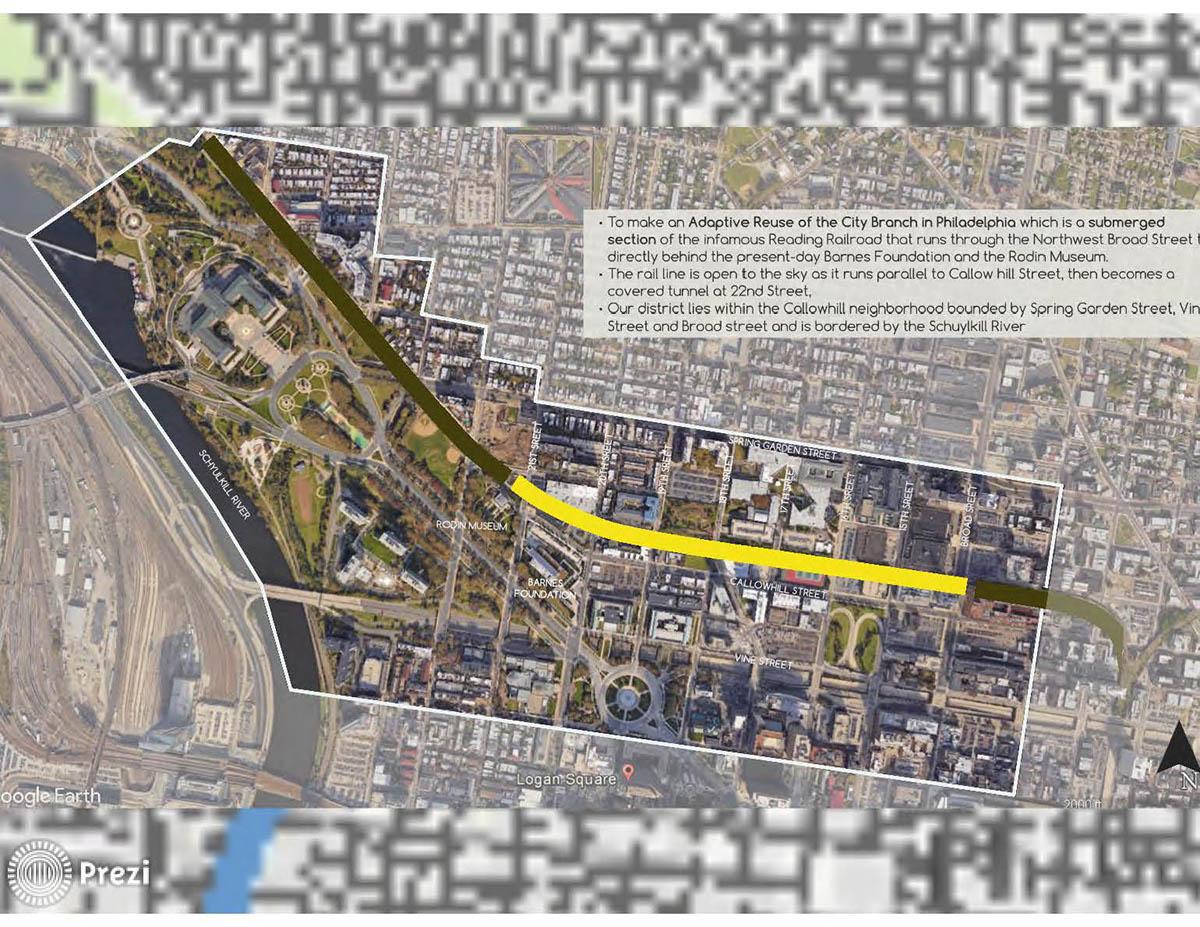 Ecological Design Studio Spring MSSD On PhilaU Portfolios - Philadelphia university map