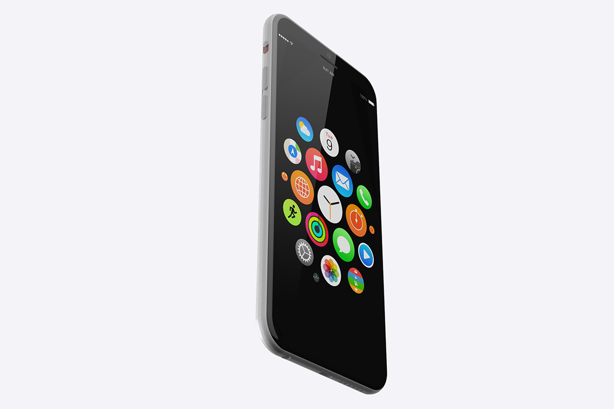 iphone 7 design concept 2015 on behance