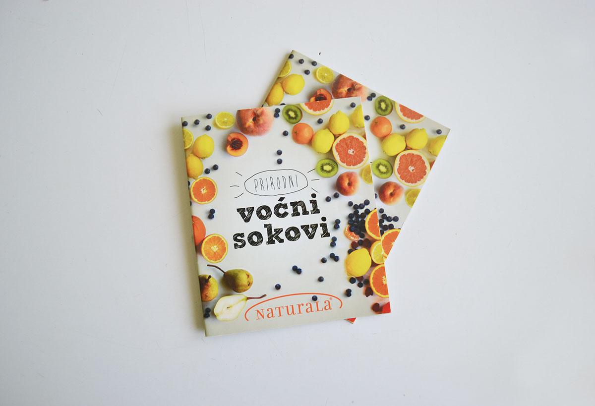 Fruit broshure juice