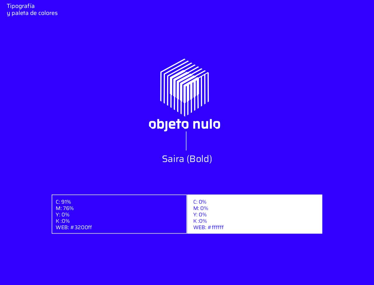 branding  identidad logo null null object objeto nulo