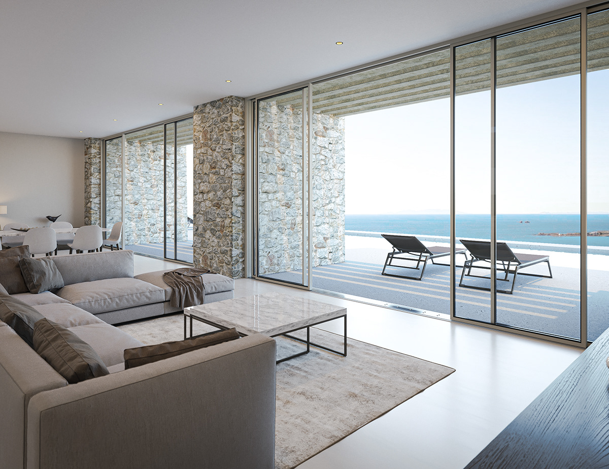 design Greece Interior Island Paros