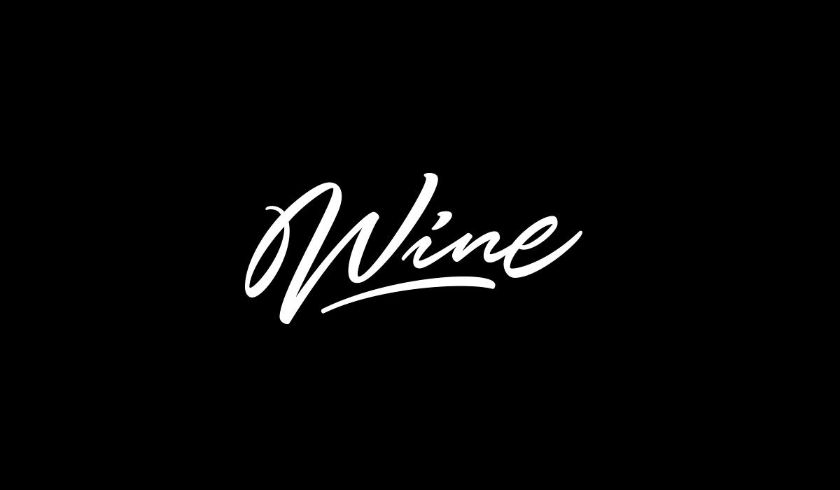 logo Logotype lettering branding  Calligraphy   Custom Lettering handwriting identity Script typography