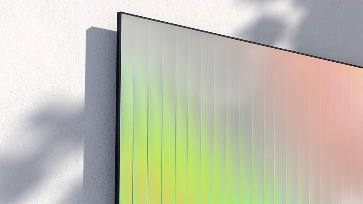 Image may contain: wall, screenshot and abstract