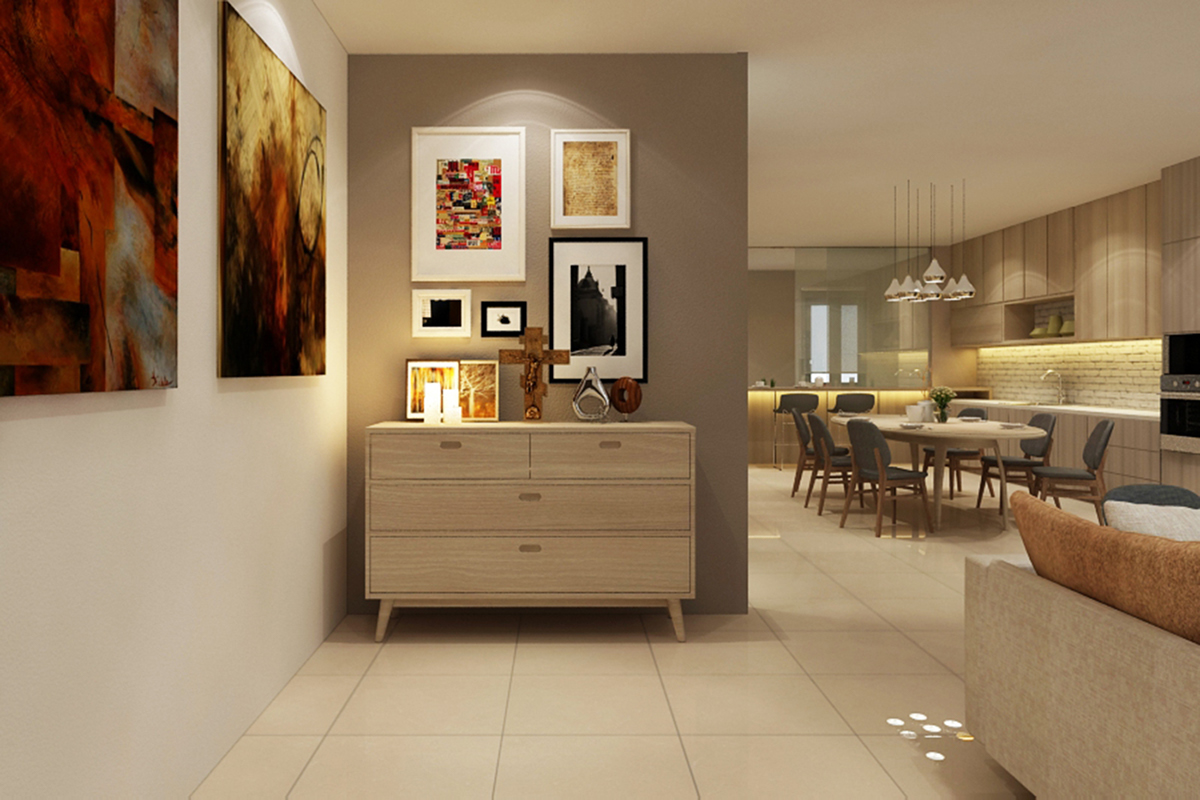 SOUTHLAKE @ DESA PARK CITY RESIDENCE. Art Direction, Architecture, Interior  Design