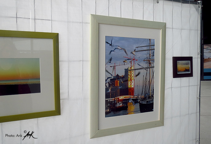Exhibition  hamburg Hafencity Elbarkaden Fischauktionshalle elbe HamburgzeigtKunst HamburgzeigtKunstundDesign Photography  design
