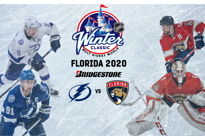 2020 Nhl Winter Classic.2020 Winter Classic In Disney World On Behance