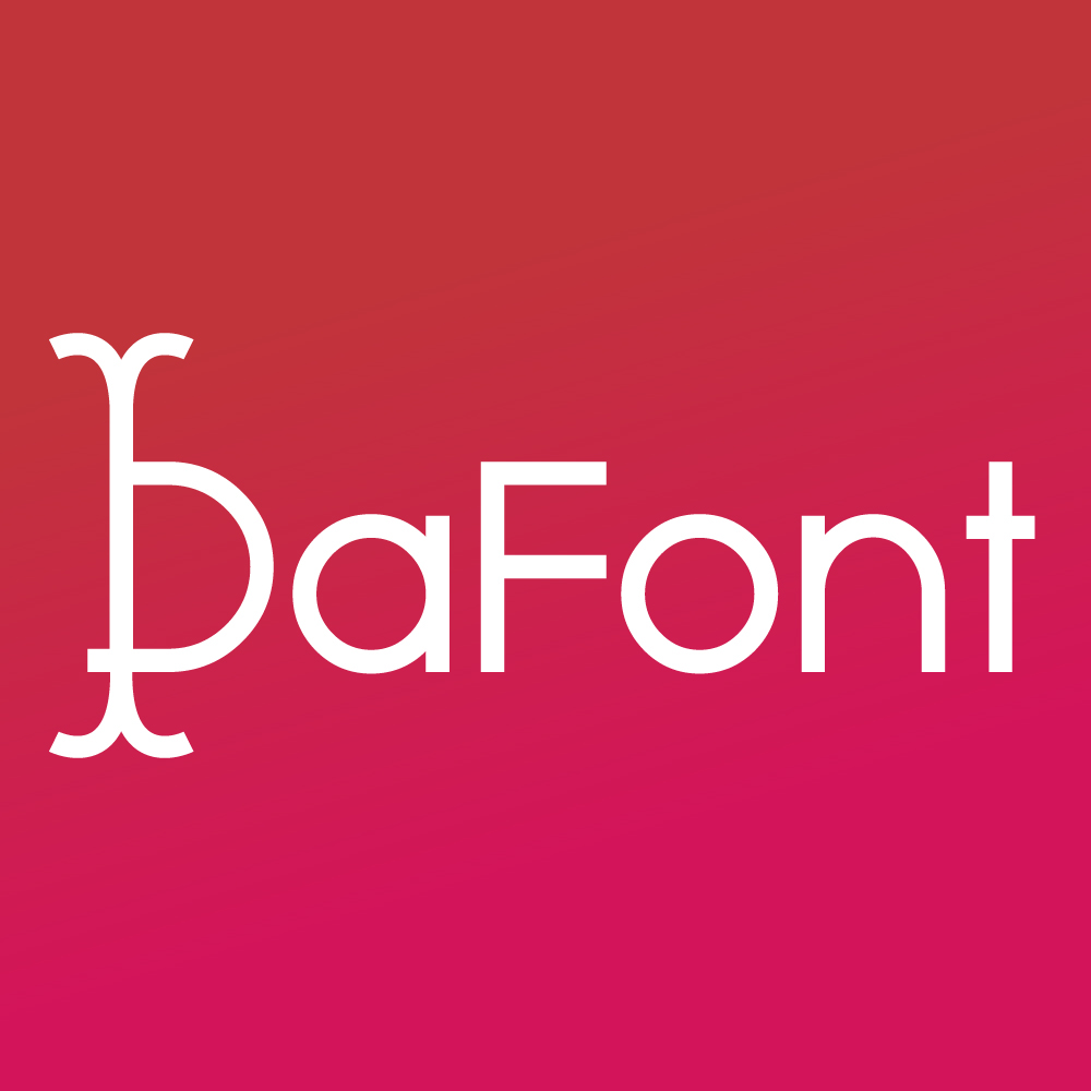 Dafont rebrand on behance im always popping onto dafont and having a browse at new and exciting fonts that i could possibly use stopboris Images