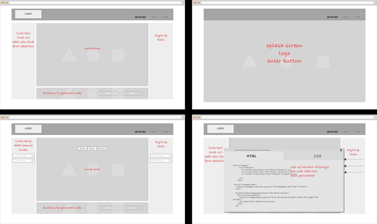 UX UI Design - Wire-frames & Prototypes on Behance
