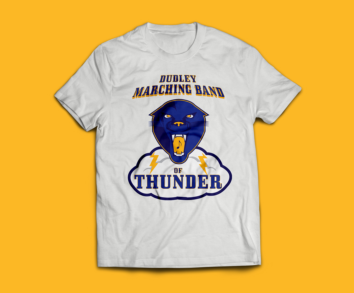 Dudley High School Marching Band Of Thunder On Aiga Member Gallery