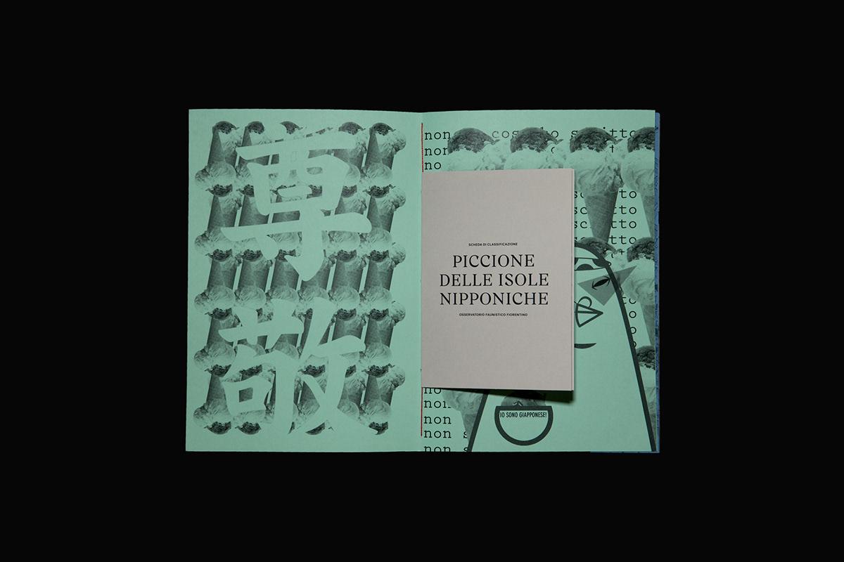 Workshop editorial Book Binding paper graphic design  art direction  print collage branding  typography