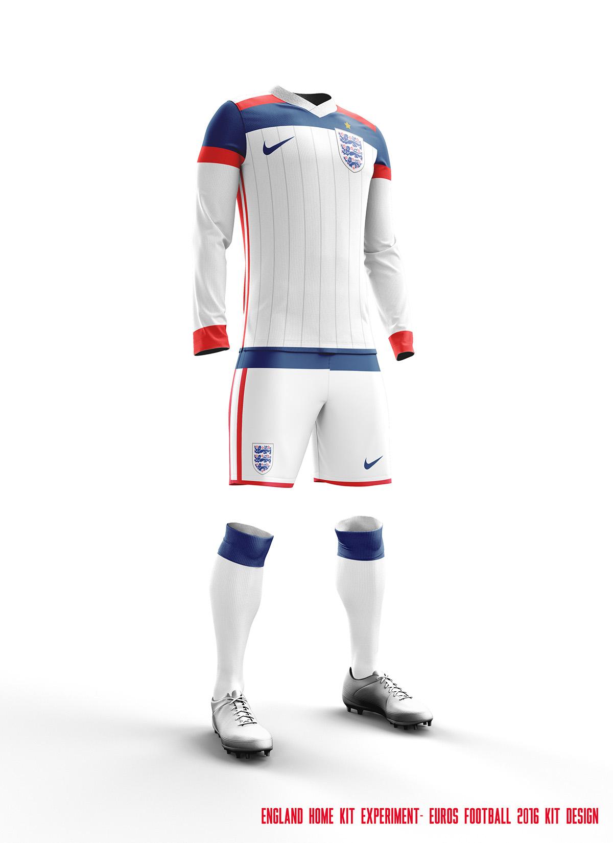 Football Kit Designs On Behance