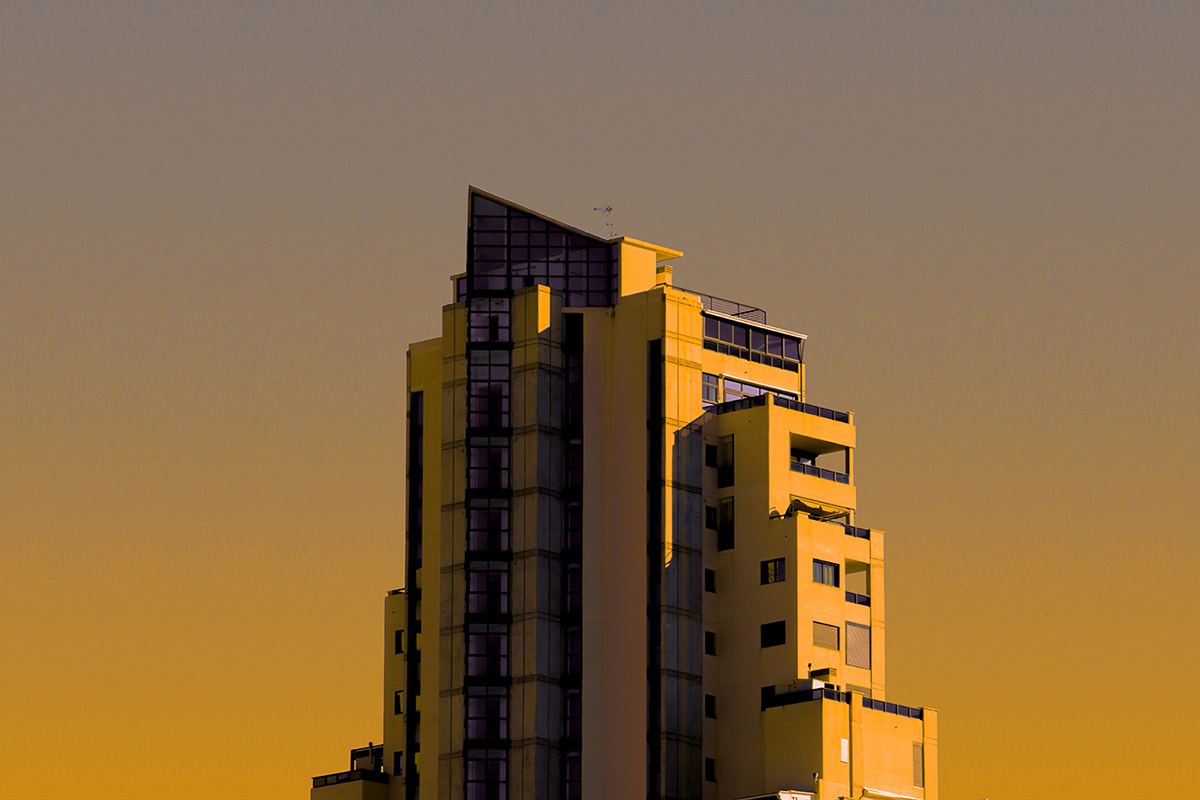 architecture Photography  Landscape fine art building sunset urbanism   outer space postmodernism city