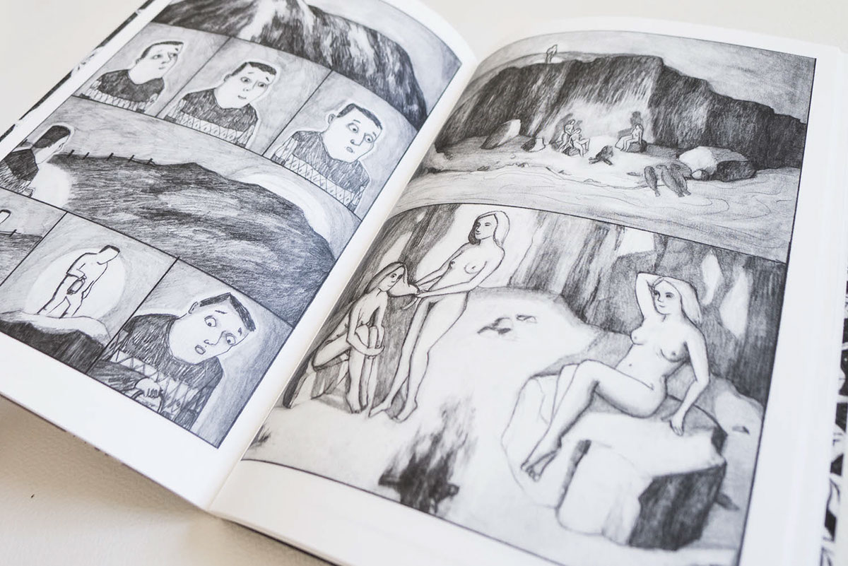 Cartoons comics storytelling   Layout Design