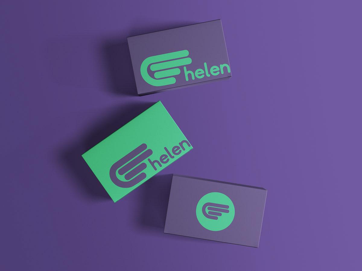 brand brand identity branding  graphic design  visual identity Web Design
