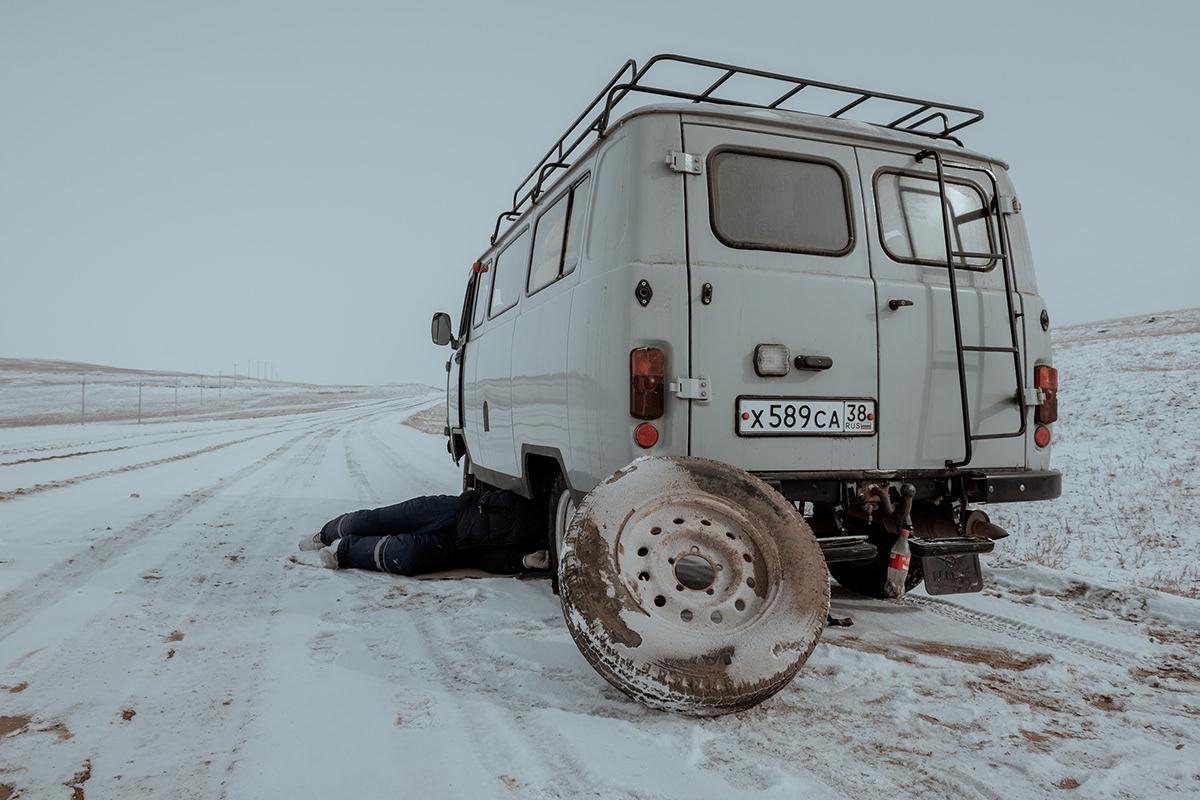 Olkhon island Listvyanka freezing irkutsk Russia Landscape Travel Moody winter minimalist