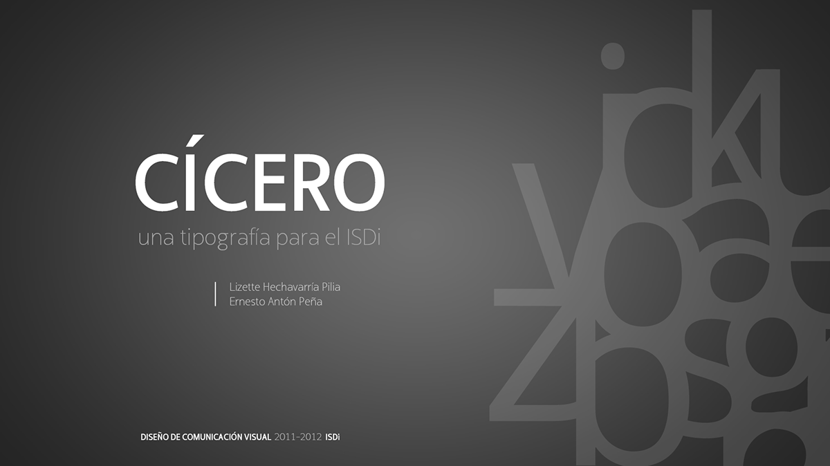 Cícero Font Download