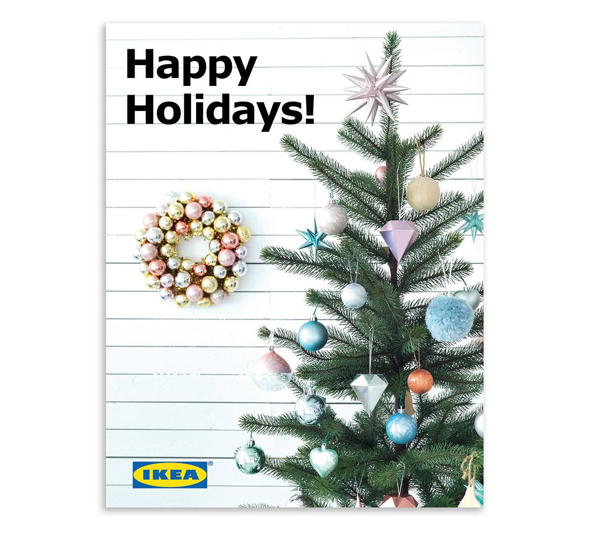 IKEA Digital & Print Advertisments on Behance